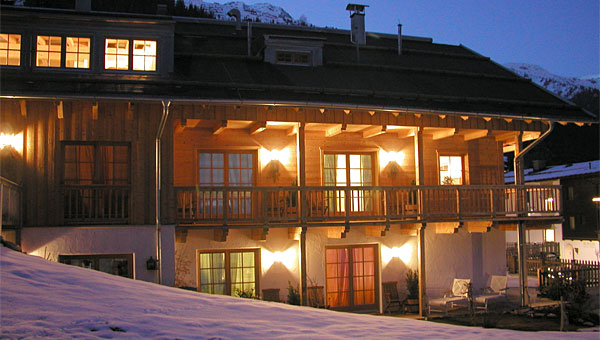 Hotel St Anton In St Anton